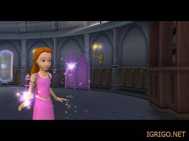 Прохождение игры зачарованный мир принцесс