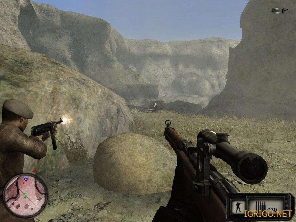 Офигеннишая игра про современного снайпера на пк! Sniper ghost.