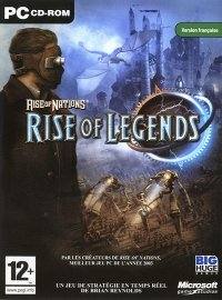 Rise of Nations: Rise of Legends (2006)