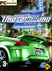 Need for Speed: Underground 2 - City Drift World