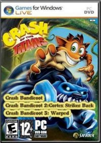Crash Bandicoot - Trilogy