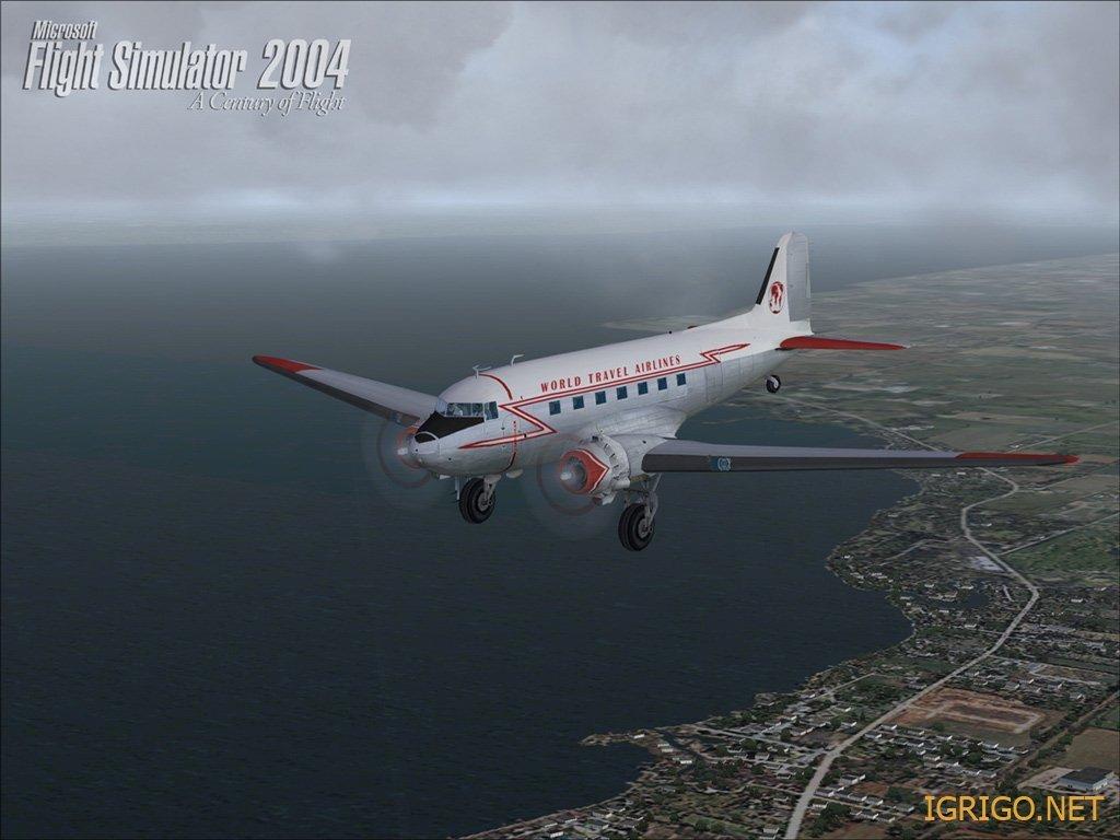 Скачать Симулятор Самолета 2004 - фото 10