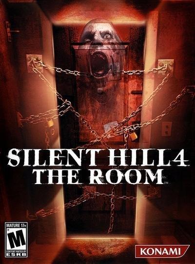 Сайлент Хилл 4: Комната (2004) скачать торрент бесплатно