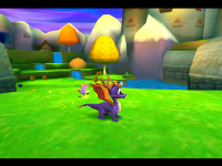 Spyro 3 - Year of the Dragon