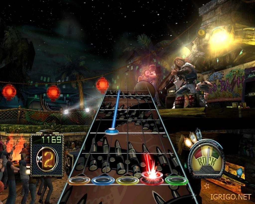 Guitar hero на пк скачать