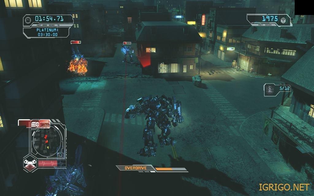Transformers 3: dark of the moon (2011) xbox360 » скачать игры.