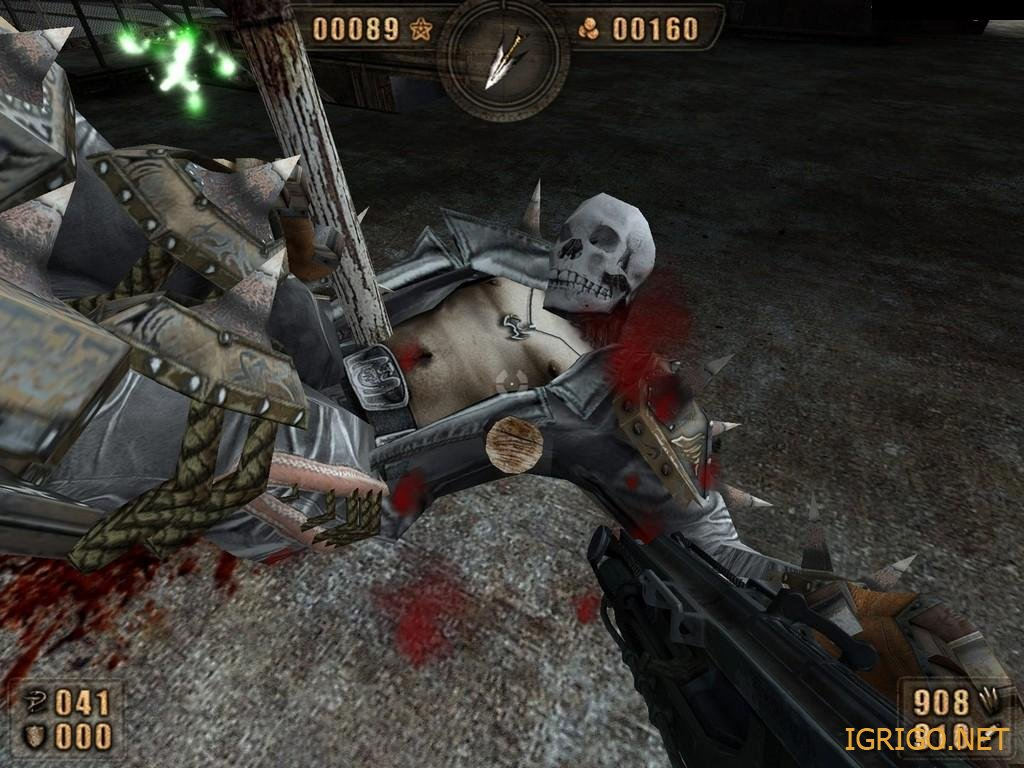 Painkiller: hell (and,furthermore) damnation repack download