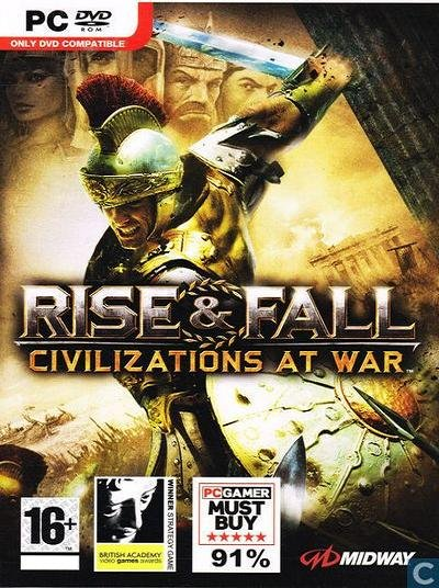 скачать rise and fall civilizations at war торрент на русском