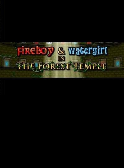 Огонь и Вода: в Лесном Храме играть онлайн