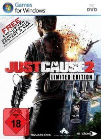 Just Cause 2: Limited Edition
