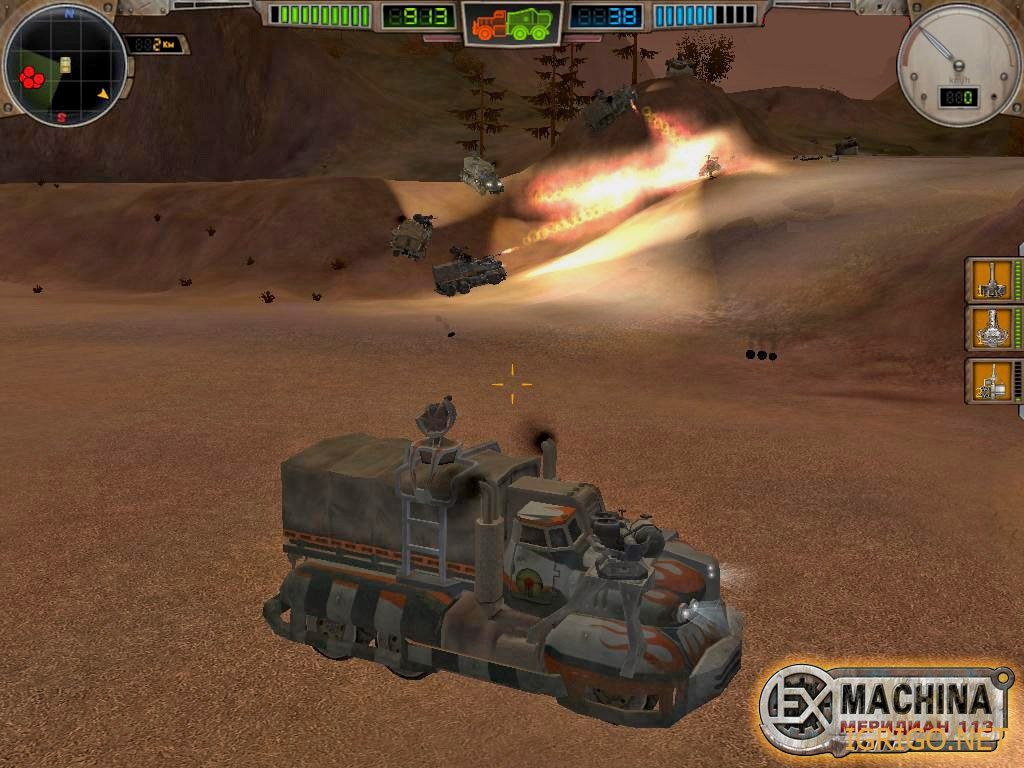 Ex machina: arcade торрент, скачать полную русскую версию.