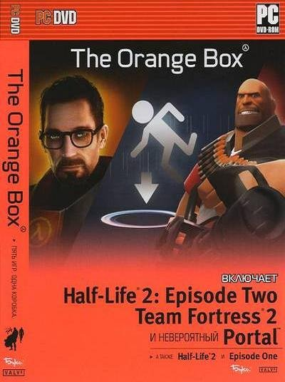 Скачать half-life 2d: the orange box торрент бесплатно на компьютер.