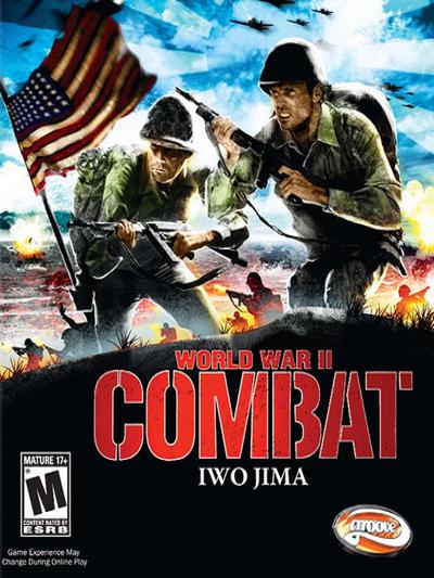 Игра Вторая Мировая. Битва За Иводзиму