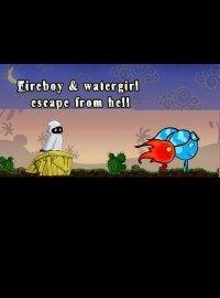 Огонь и Вода: Побег из Ада