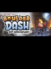 Boulder Dash - 30th Anniversary