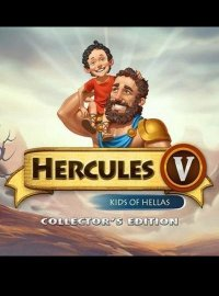 12 Labours of Hercules 5: Kids of Hellas Collectors Edition
