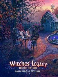 Наследие ведьм 4: Родственные узы