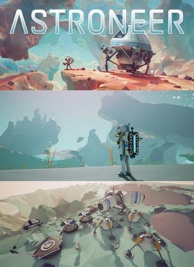 скачать игру Astroneer на русском на 32 бит - фото 9