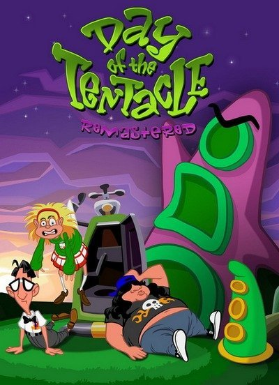 DAY OF THE TENTACLE SCARICA