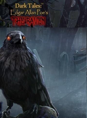 Edgar allan poe. The raven (лучший перевод).