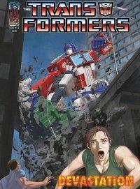 Трансформеры: Опустошение