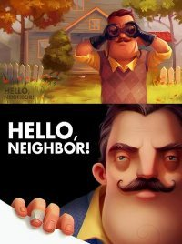 Hello Neighbor alpha 3 (2017)