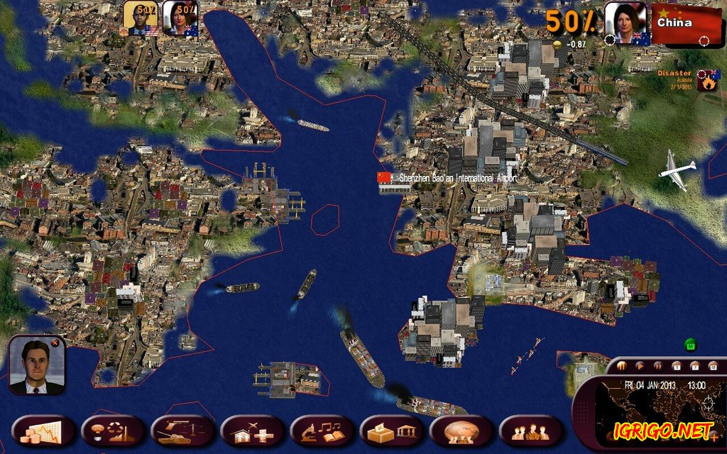 скачать игру геополитический симулятор 3 на русском через торрент