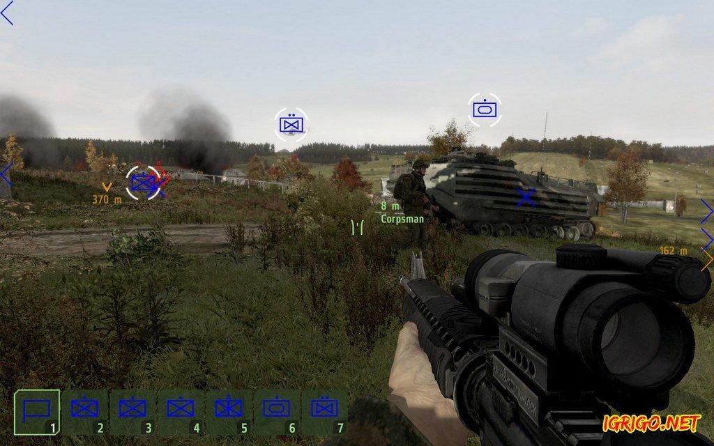 Скачать бесплатно игры на компьютер арма 2