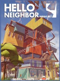 Hello Neighbor Alpha 4 (2017)