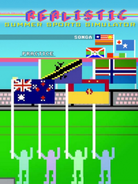 Realistic Summer Sports Simulator
