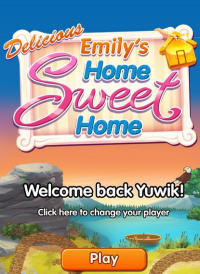 Delicious 11: Emily's Home Sweet Home