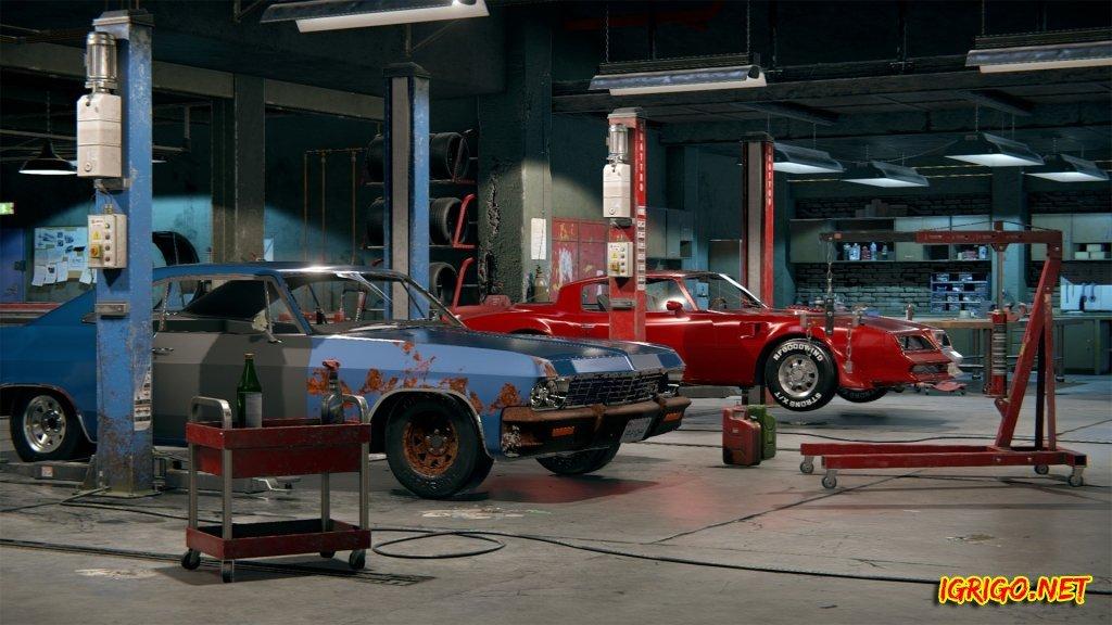 Car mechanic simulator 2018 почему машина не едет
