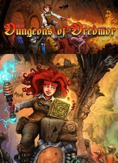 Dungeons of dredmor (2011) pc eng скачать через торрент на pc.