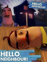 Мод Hello Neighbor Alpha 2 Styled House