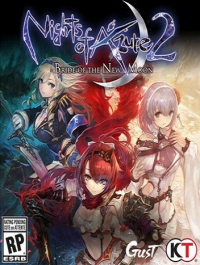 Nights of Azure 2: Bride the New Moon