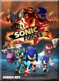Sonic Forces 2017