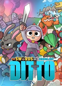 The Swords of Ditto 2018