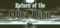 Poster Return of the Obra Dinn