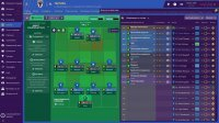 Screen 3 Football Manager 2019