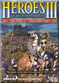Heroes of Might and Magic 3 все части