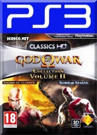 God of War HD Collection Volume II