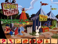 Screen 1 Sam & Max Hit the Road