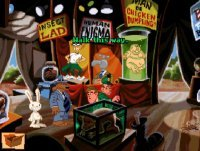 Screen 2 Sam & Max Hit the Road