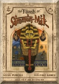 Sam & Max: Season 3 - Episode 2: The Tomb of Sammun-Mak
