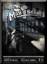 Sam & Max: Season 3 - Episode 3: They Stole Max's Brain
