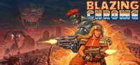 Poster Blazing Chrome