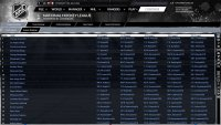 Screen 5 Franchise Hockey Manager 6
