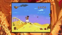 Screen 1 Disney Classic Games: Aladdin and The Lion King
