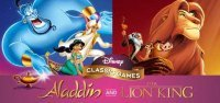 Poster Disney Classic Games: Aladdin and The Lion King