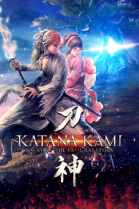 KATANA KAMI: A Way of the Samurai Story